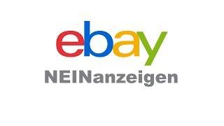 eBay Cringe-Anzeigen Werbung