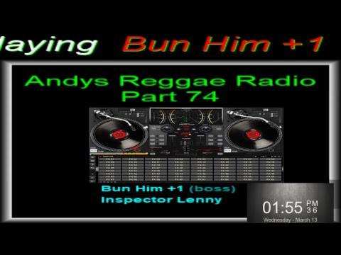 Andys Reggae Radio-Part 74