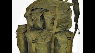Bug out Bag tips, tricks, and thoughts