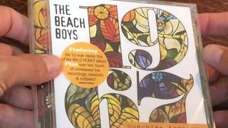 UNBOXING The Beach Boys - 1967 Sunshine Tomorrow (Wild Honey/Smiley Smile sessions)