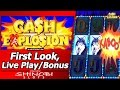 Indian Moon Slot - First Look, Live Play with Cash Explosion Bonus Prizes