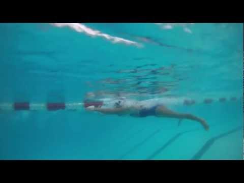 GoPro HD Hero Underwater Stroke Analysis - Swim Faster
