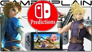 Nintendo Switch Presentation - FINAL Predictions