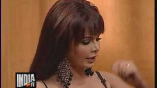 Rakhi Sawant, The Swayamvar Girl, in Aap Ki Adalat (Part 3) - India TV