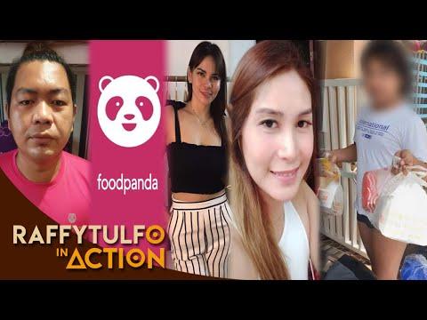 PART 1 | VIRAL POST NG FOOD PANDA RIDER, AT CUSTOMER NA NANGMO-MODUS DAW?!