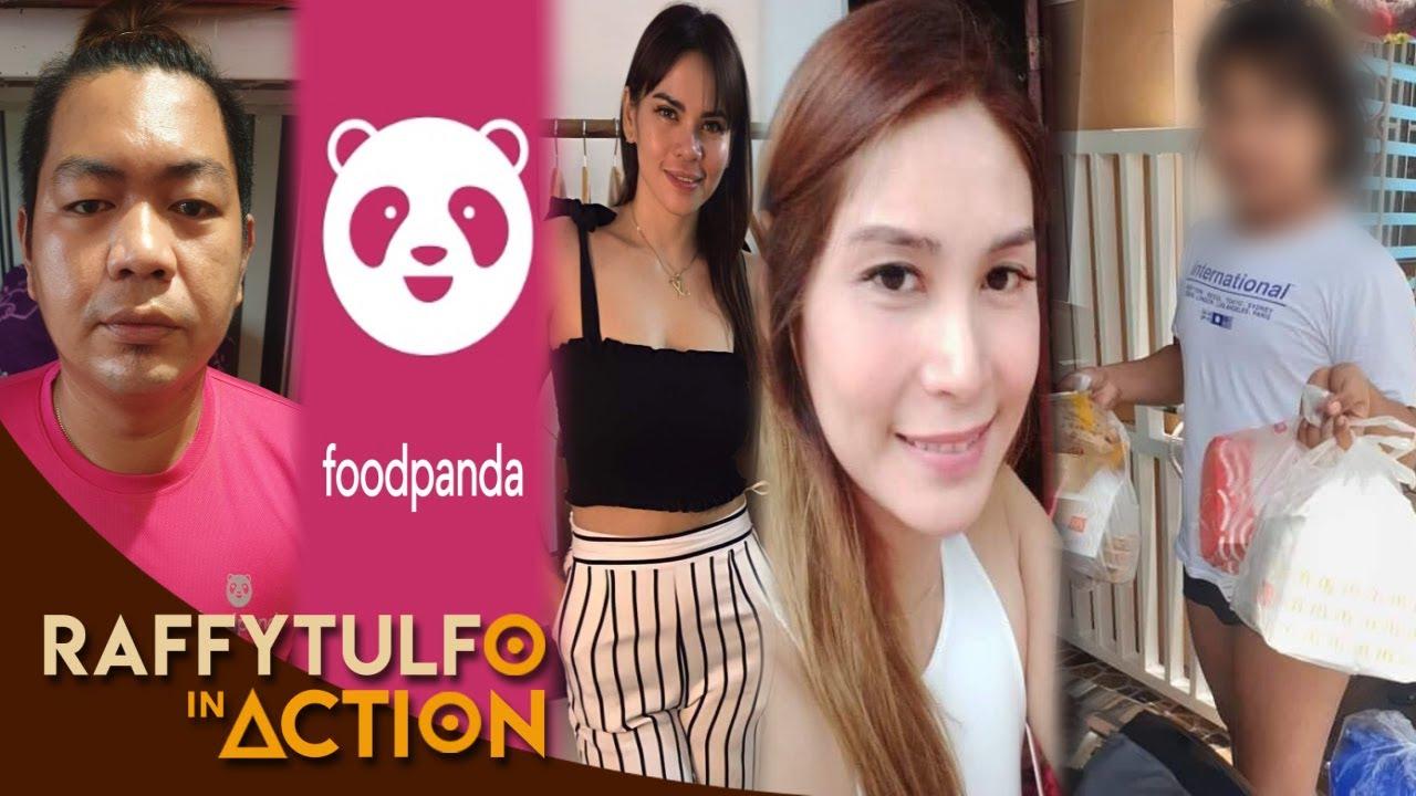 PART 1   VIRAL POST NG FOOD PANDA RIDER, AT CUSTOMER NA NANGMO-MODUS DAW?!