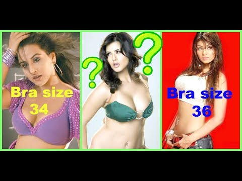 OMG.. Biggest B0 0Bs size in Bollywood/Bra Size, Figure of Bollywood actress