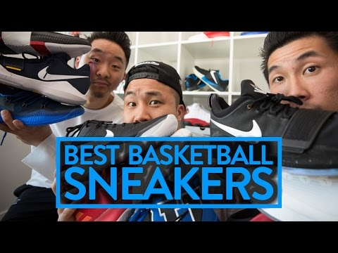 TOP 10 BEST PERFORMANCE BASKETBALL SHOES 2017