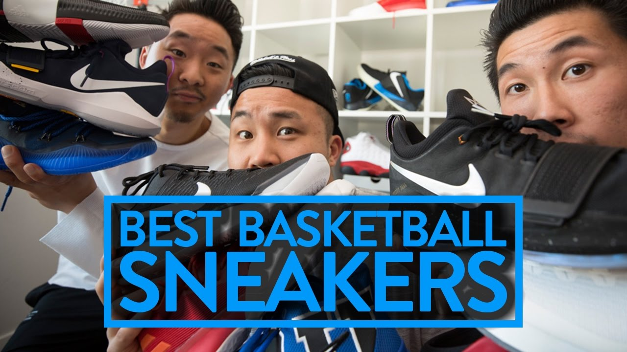 Nike vs. Adidas vs. Under Armour: Basketball Shoe Faceoff