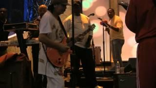 BTS NAACP Awards Jam Session with Santana Edit