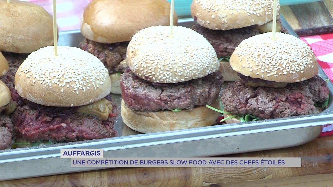 Auffargis : une compétition de burgers slow food avec des chefs étoilés