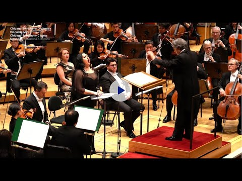 Riccardo Muti, The CSO And Chorus In 'Cavalleria Rusticana' (finale)