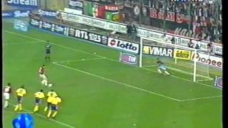 Download Video Serie A 1999/2000: AC Milan vs Bologna 4-0 - 1999.09.25 - MP3 3GP MP4