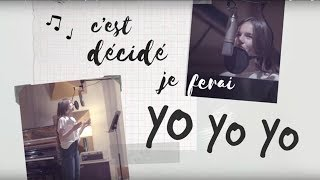 Erza Muqoli - Je chanterai (video lyrics)
