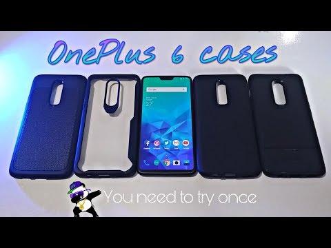 Best OnePlus 6 cases on Amazon