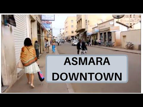 ASMARA DOWNTOWN (KETEMA) AND ADI KEFILET (VLOG#8)