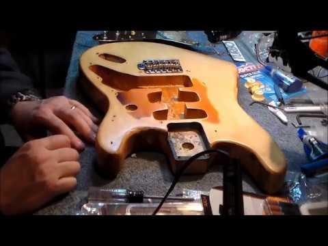 Fast Eddie Clarke Motorhead Ace of Spades Replica Part III