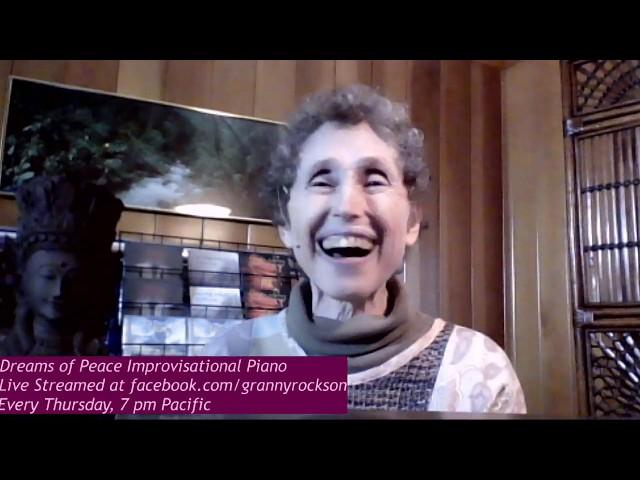 Dreams of Peace Improvisational Piano Music