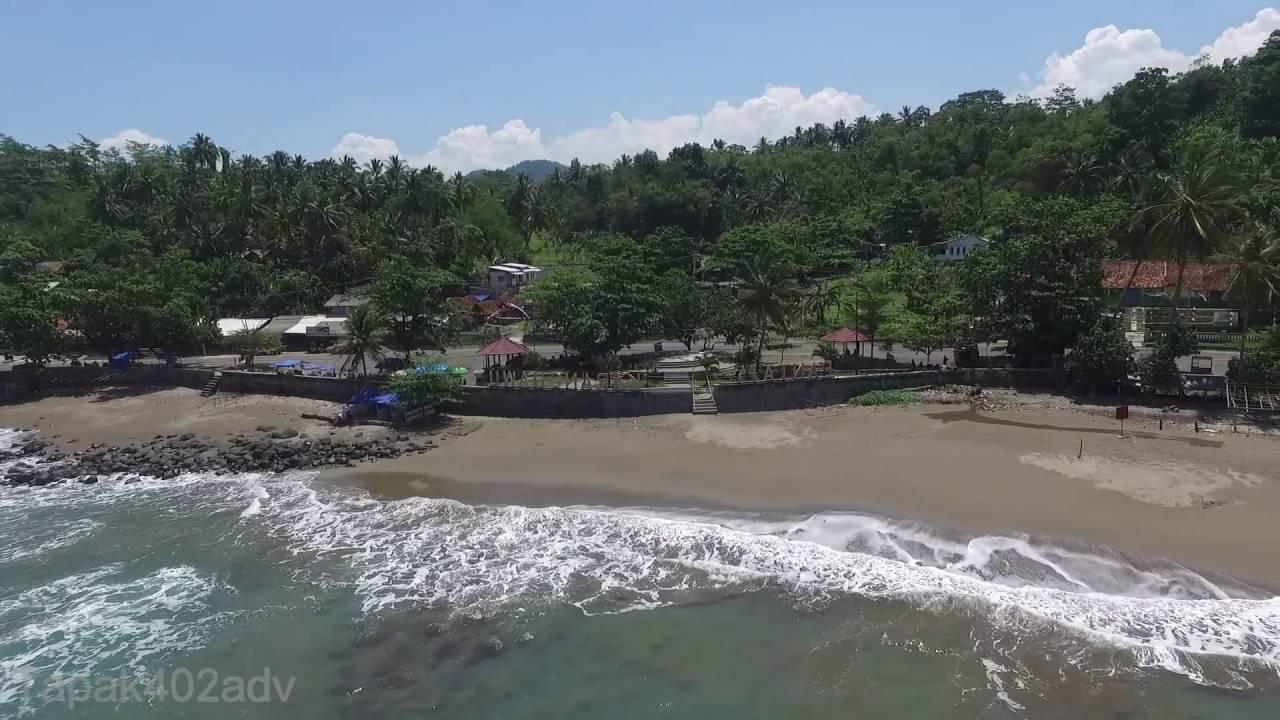 Pantai Karang Hawu Pelabuhan Ratu Sukabumi