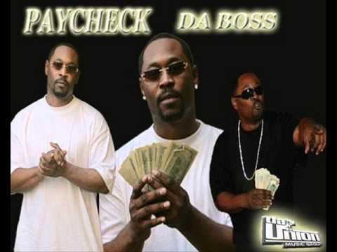 Paycheck. Do my thang 2011 New Music