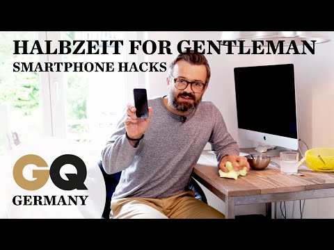 4 geniale handy hacks halbzeit for gentleman folge 1. Black Bedroom Furniture Sets. Home Design Ideas