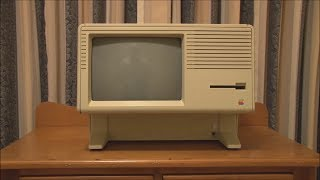 Macintosh XL / Apple Lisa 2 (1984) Full Tour and Disassembly