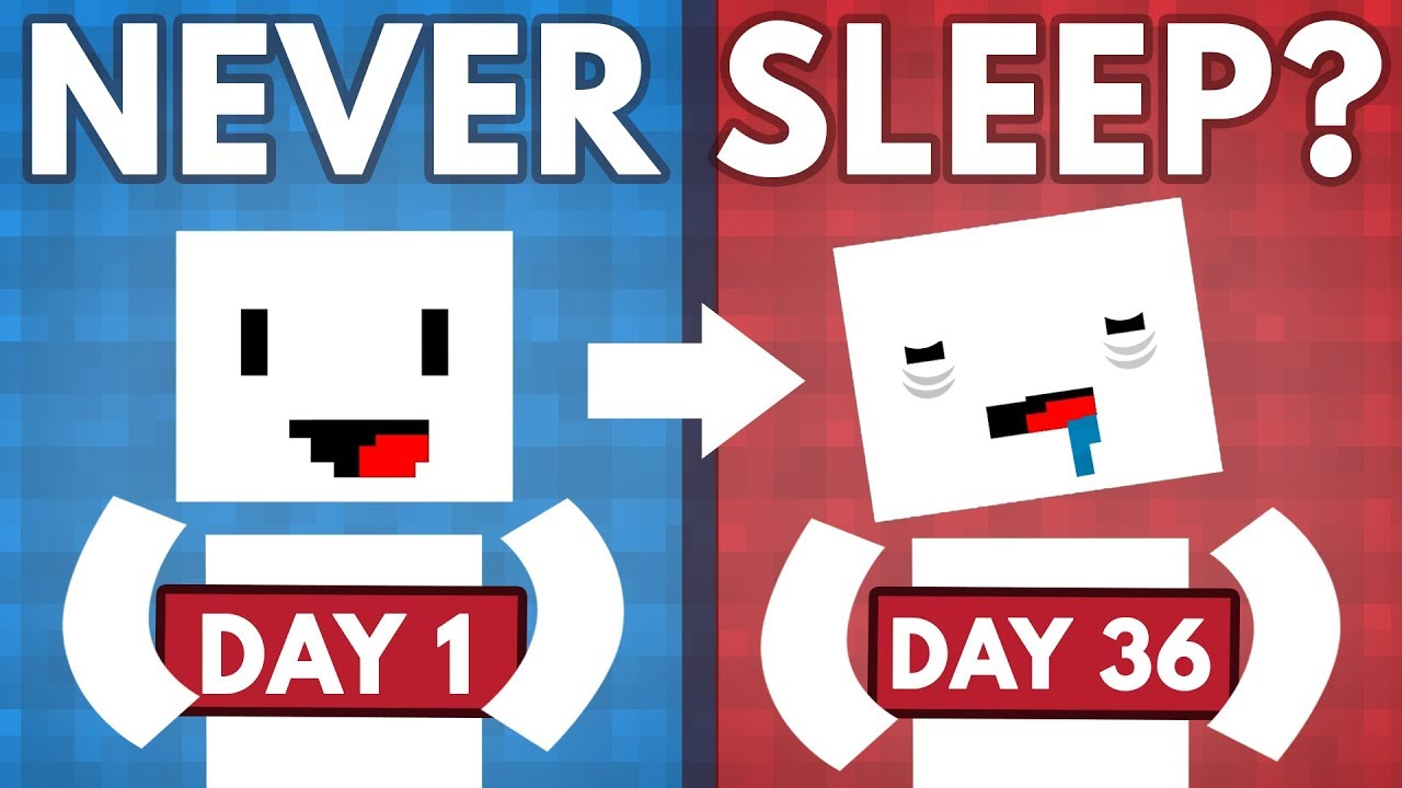 What If You Didn't Sleep For A Week? ft. TheOdd1sOut