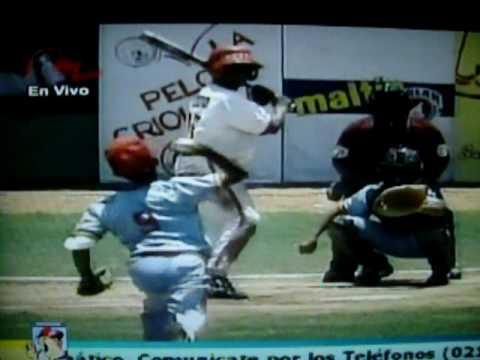 Pablo Sandoval Jugando Con Los Criollitos De Venezuela (1995)