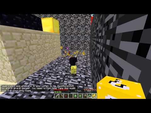 minecraft  şans bloğu kapişmasi  pvp kapışması wazizgaming