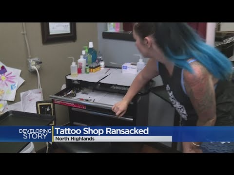 After Burglar Cleans Them Out, Tattoo Shops Across Country Step In To Help