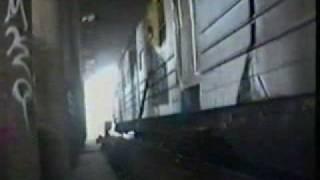 men in black / whole train mission