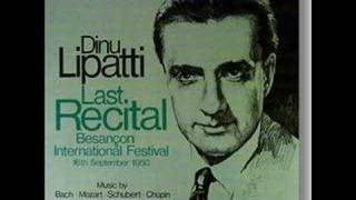 Dinu Lipatti - Chopin - Valse Brilliante