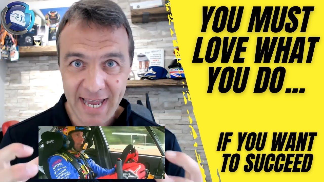 #TRDCSHOW S5 E17 - You must love what you do... if you want to succeed