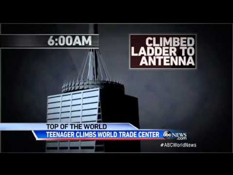 Thrill-Seeking Teen Breaches Security at World Trade Center and Gets to To