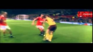 Rio Ferdinand and Nemanja Vidic  Compilation