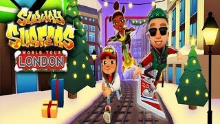 SUBWAY SURFERS LONDON (JAKE) ANDROID/IOS GAME PLAY #64 HD