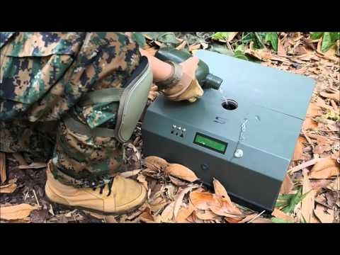Fuel Cell Mobile Charging Station for Military Off-grid Power