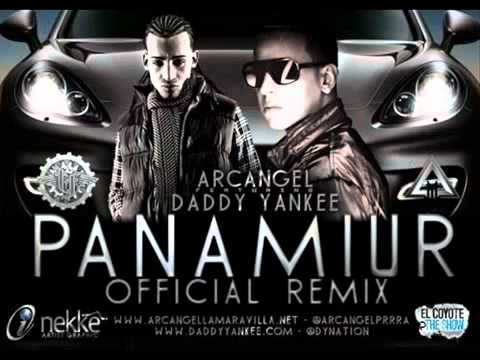 Arcangel Ft. Daddy Yankee - Panamiur ( Remix ) Optimus A.R.C.A