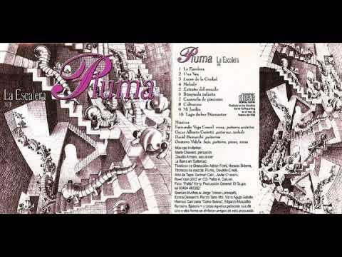 Pluma - La Escalera (1992) (album completo)