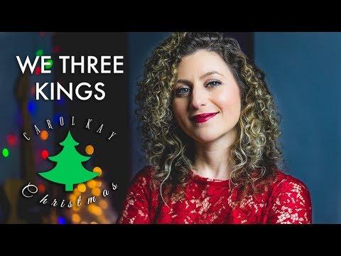 We Three Kings - Acoustic Christmas Music (Carol Kay Christmas)