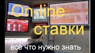 Эпизод 2. Игра on-line. Когда, как и почему нужно играть онлайн #ставки.