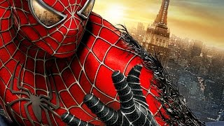 Spider-man 3: The Game All Cutscenes (Full Game Movie)