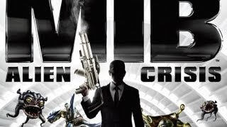 CGRundertow MEN IN BLACK: ALIEN CRISIS for Nintendo Wii Video Game Review