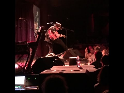 Nils Lofgren – Lost A Number – BB King's, NYC – 5.4.15