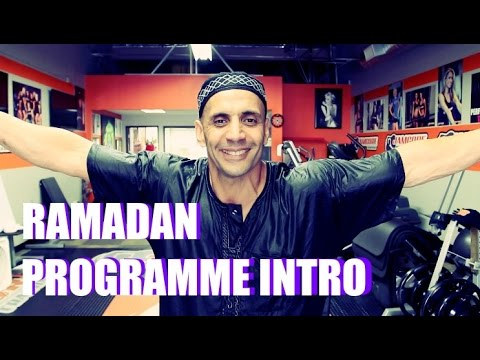 Programme Ramadan Introduction
