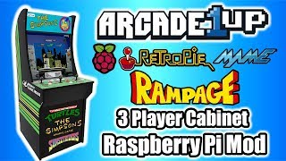 How I Modded Arcade1Up  Panel Rebuild Tutorial  - VideoRuclip