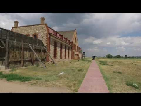 Almost daily vlog Laramie Wyoming Territorial Prison