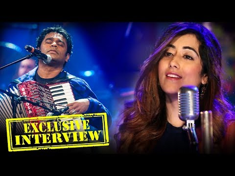 """I Get To Learn New Things Everytime I Work With A.R"": Jonita Gandhi"