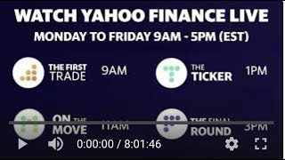 LIVE Market Coverage: Tuesday June 30 Yahoo Finance