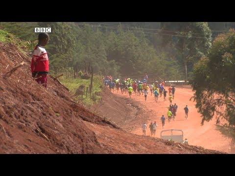 Iten au Kenya, terre de champions d'athlétisme l BBC Sport Afrique - 17 septembre 2019